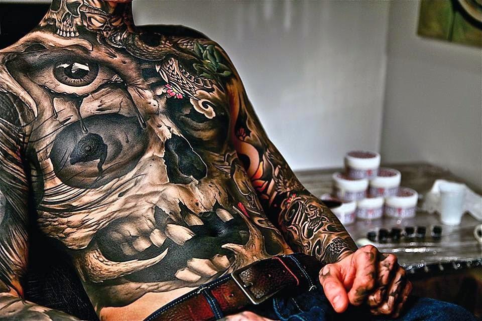 Я узнаю тебя по… татуировке - 1