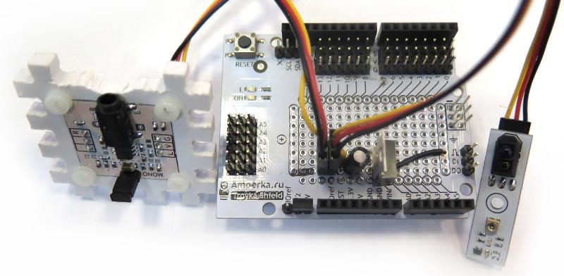 Звук из картинки. Оптический синтезатор Look Modular - 13