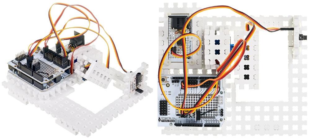 Звук из картинки. Оптический синтезатор Look Modular - 15