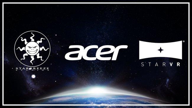 Acer обеспечит VR-кинотеатры IMAX необходимым оборудованием - 1