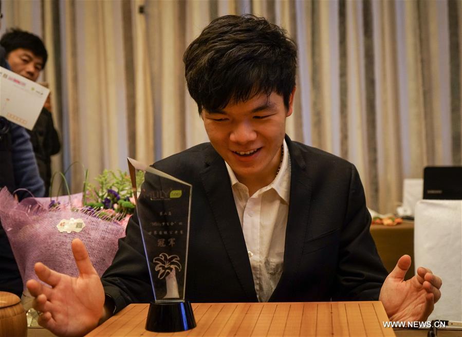 AlphaGo сыграет в го с чемпионом из Китая Кэ Цзе - 1