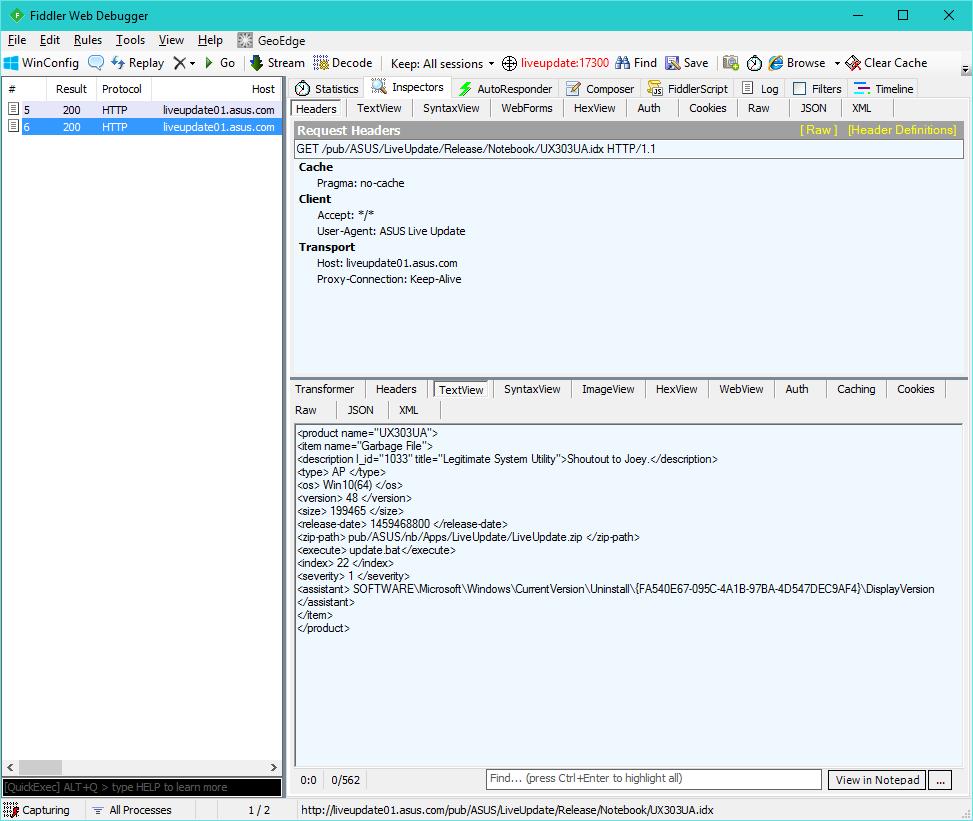 Asus автоматически обновляет BIOS-UEFI по HTTP без верификации - 3