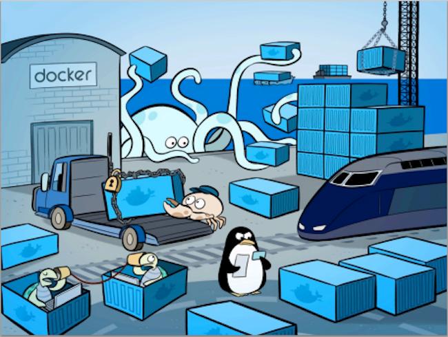 Docker meetup в Badoo - 1
