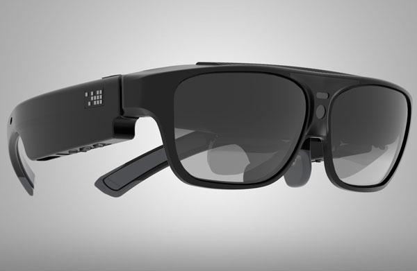 Начат прием предварительных заказов на умные очки с функцией дополненной реальности ODG R-7