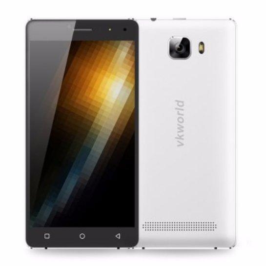 VKworld T3- самый громкий смартфон на рынке