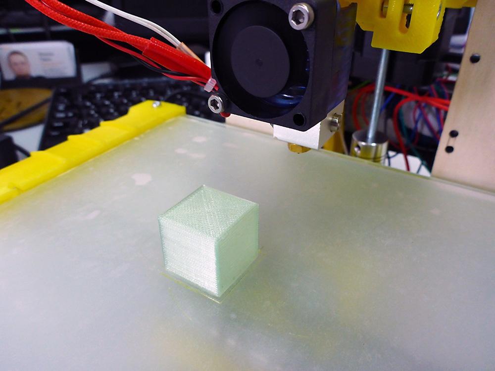 Доработка 3D-принтера MC7 Prime mini от Мастер Кит - 10