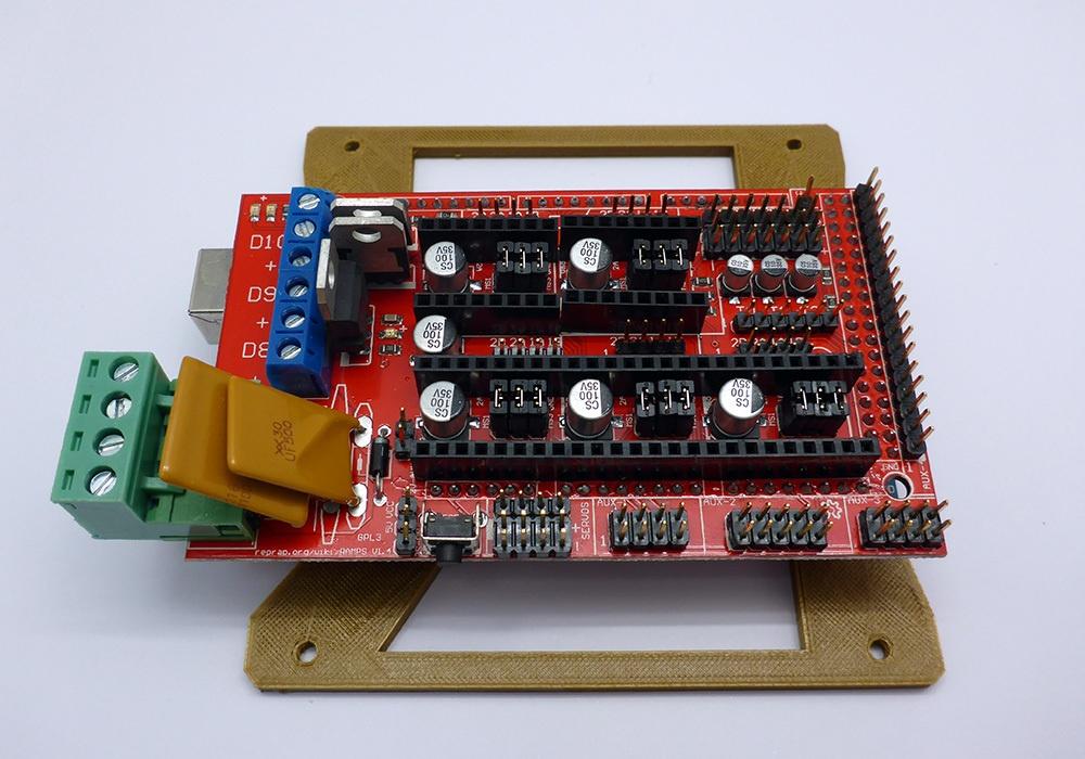 Доработка 3D-принтера MC7 Prime mini от Мастер Кит - 2
