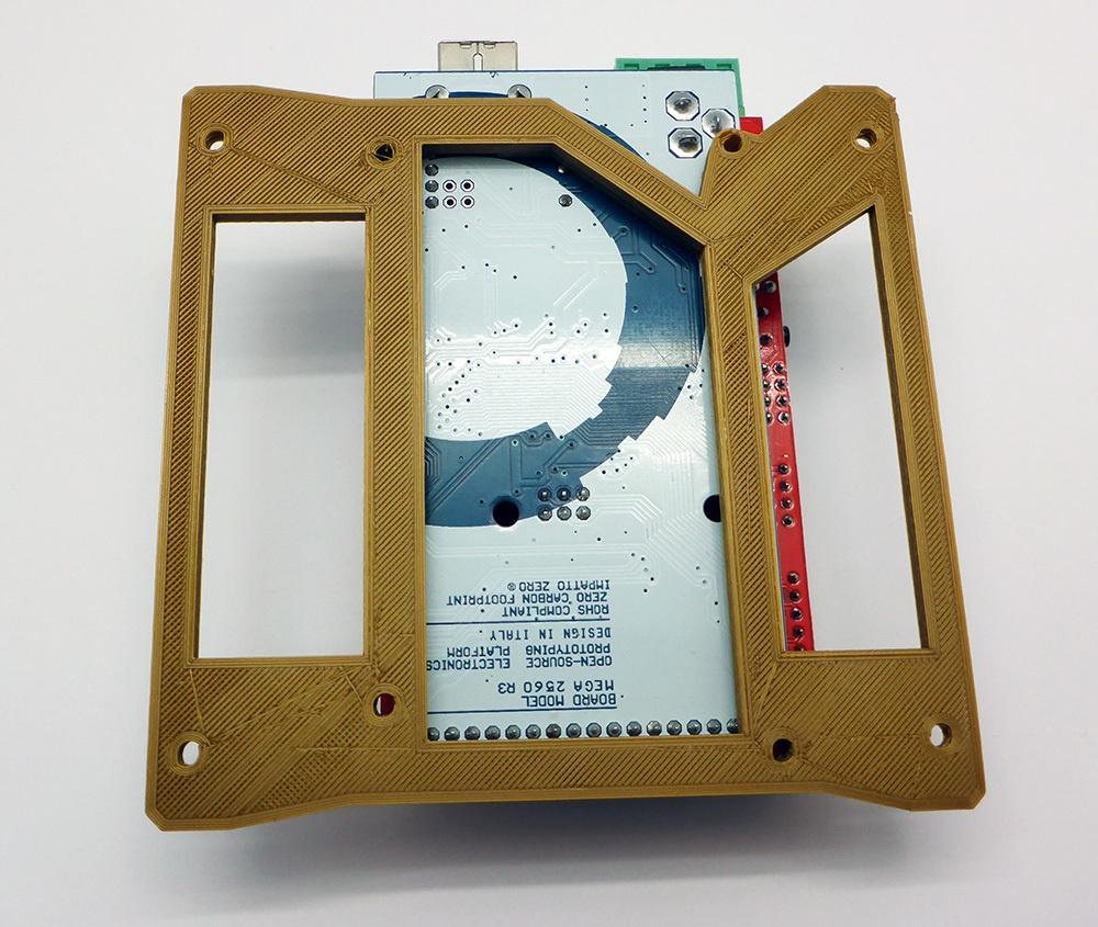 Доработка 3D-принтера MC7 Prime mini от Мастер Кит - 3