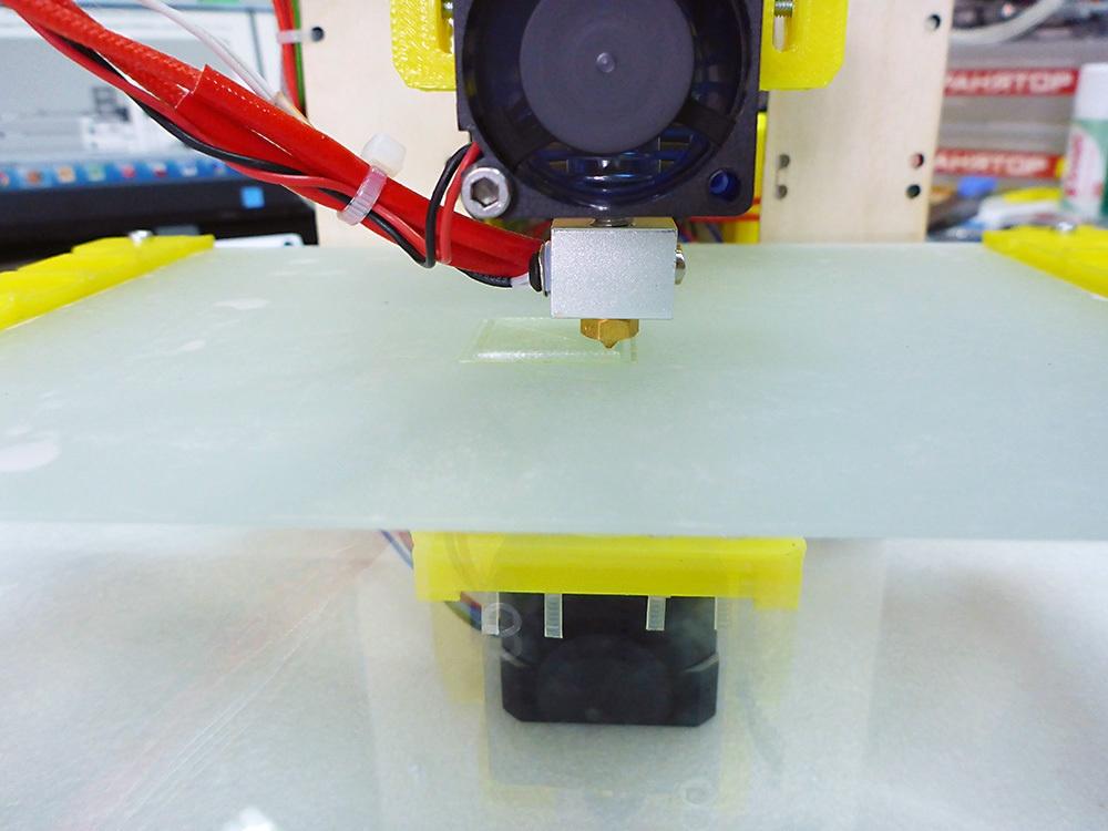 Доработка 3D-принтера MC7 Prime mini от Мастер Кит - 8