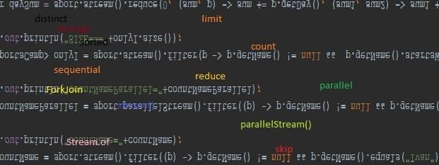 Немного о Stream API(Java 8) - 1