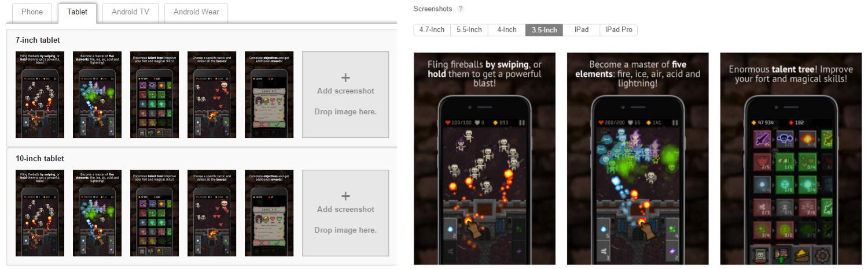 Подводные камни при релизе игры в Google Play и App Store - 2