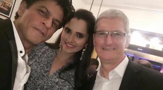 Помогать Apple в Индии будет звезда Болливуда Шах Рукх Кхан