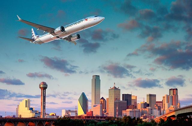 В следующем году пассажиры American Airlines получат доступ к высокоскоростному Wi-Fi