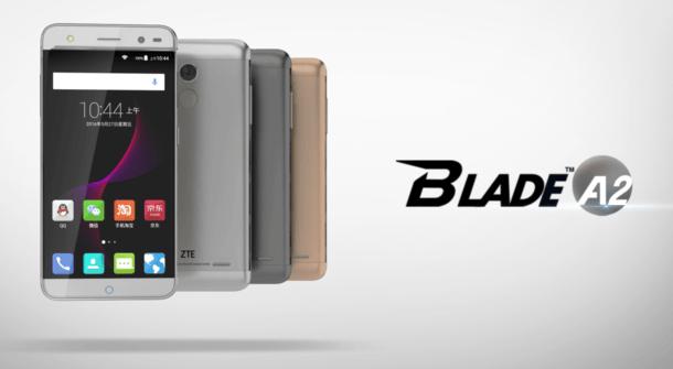 100-долларов смартфон ZTE Blade A2 получил камеру с фазовым автофокусом и дактилоскопический датчик