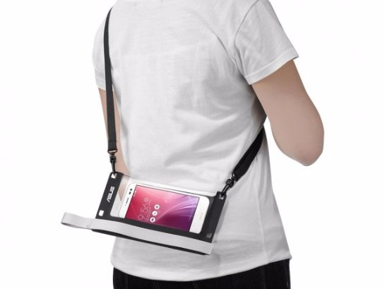 Asus ZenPouch- оригинальная сумочка для смартфонов