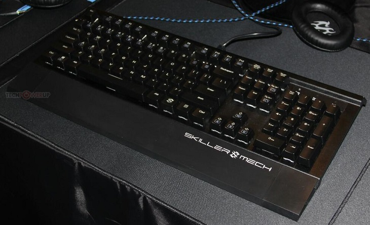 Sharkoon Skiller SGM1, Sharkoon Skiller SGH1 и Sharkoon Skiller Mech засветились на выставке Computex 2016