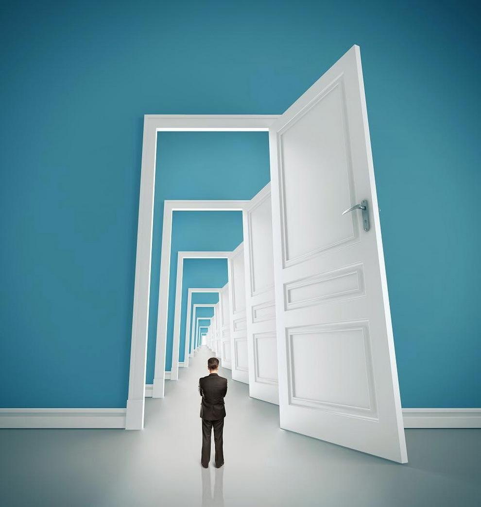«Эффект дверного проема»: почему мы забываем, зачем пришли - 1