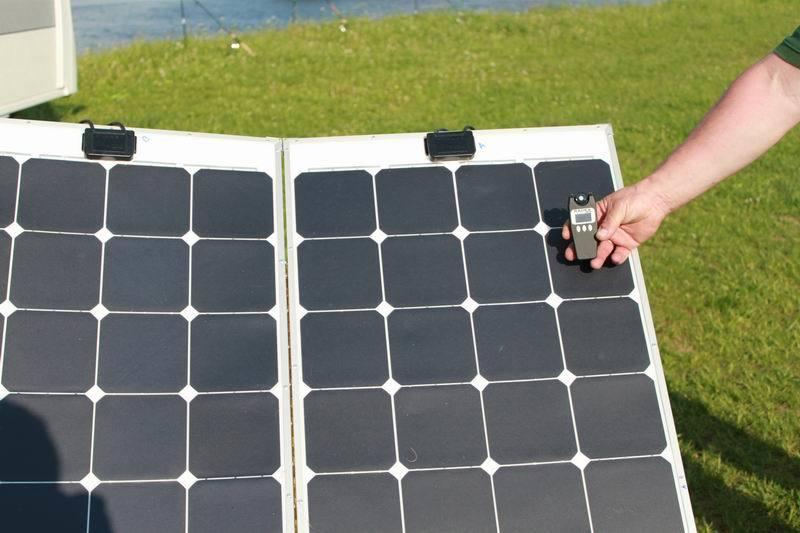 Как мы добились энергосбережения на освещении и выработали больше энергии при помощи люксметра - 9