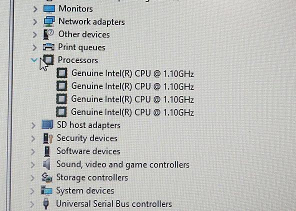 CPU Intel Apollo Lake, характеристики