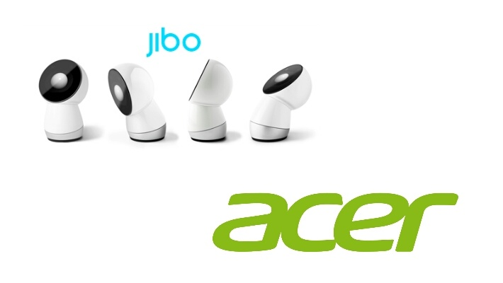 Робот Acer Jibo ожидается в октябре