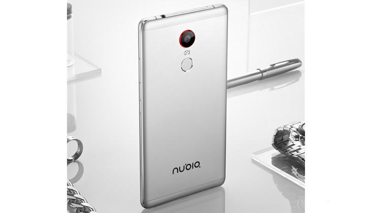 ZTE представила смартфон Nubia Z11 Max