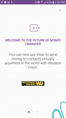 В Viber добавлены поддержка GIF-анимации и денежные переводы