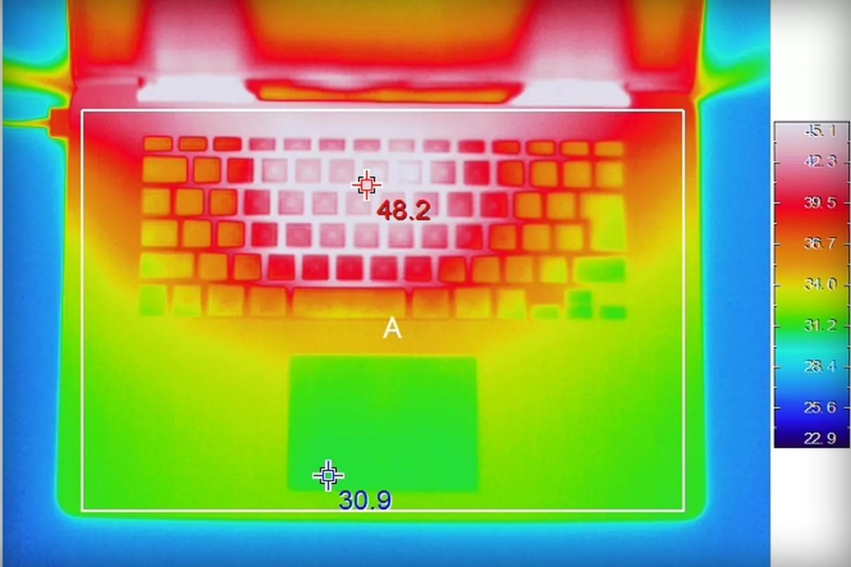 Японские извращения. Медные монеты эффективно охлаждают ноутбук - 2