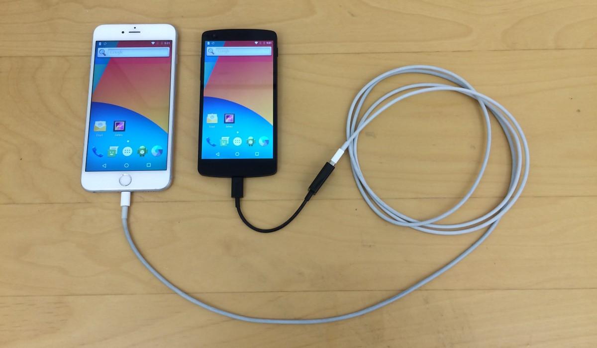 Android на iPhone — технические подробности проекта - 2