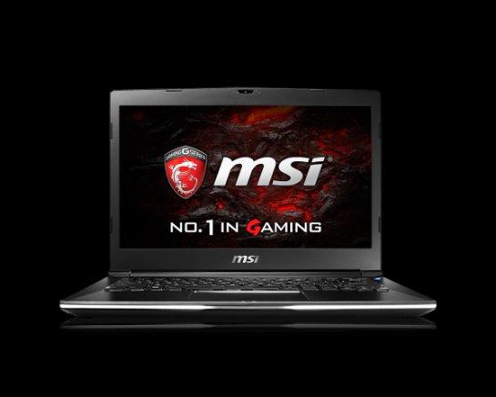 MSI GS32 6QE Shadow- удобный ноутбук для геймеров