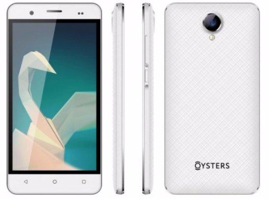Oysters SF- новинка под управлением Sailfish OS
