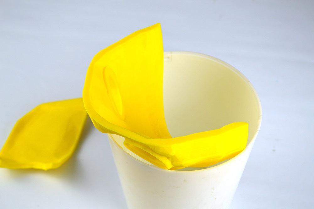 Изготовление основы для маски Psycho из Borderlands 2 на 3D-принтере – клеим PLA дихлорэтаном - 7