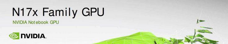 Мобильные видеокарты Nvidia нового поколения не получат буквы M в названии