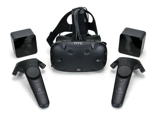 Поставки HTC Vive налажены, заказы отправляются в течение 72 часов