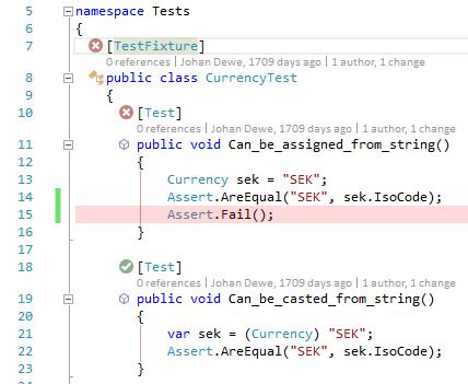 CodeRush for Roslyn: Part 1 — полезные фичи для разработки через тестирование - 2