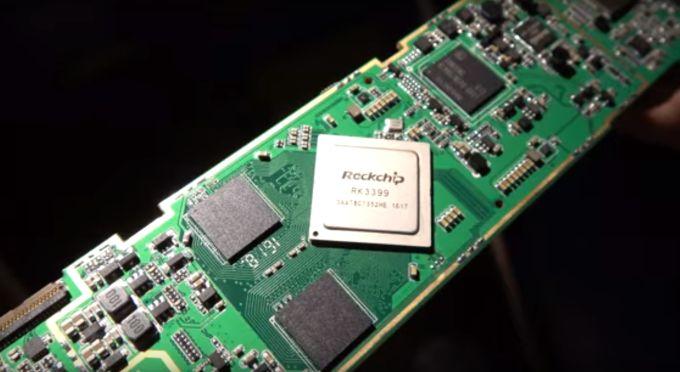 Массовое производство SoC Rockchip RK3399 уже началось