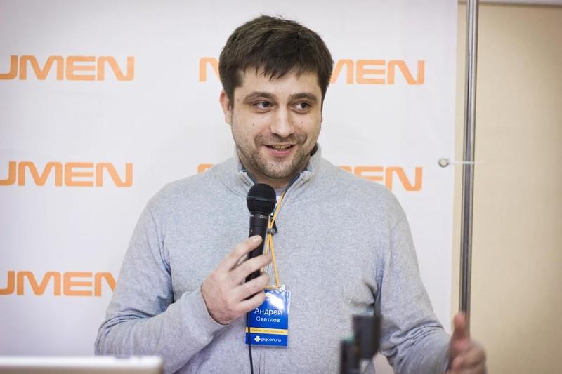 Интервью с Андреем Светловым о языке Python и не только - 1