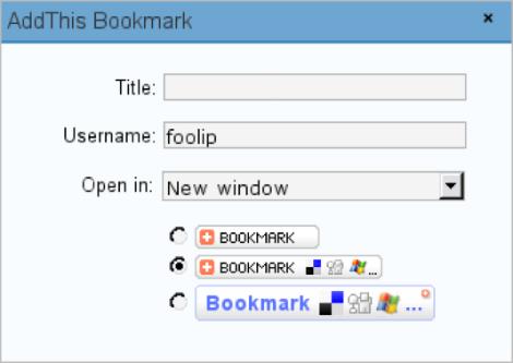 От браузерных закладок к новой эре: немного об истории развития сервисов социальных кнопок - 7