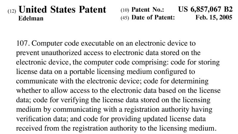 Патентный тролль требует деньги у разработчиков, которые используют Google Play - 3
