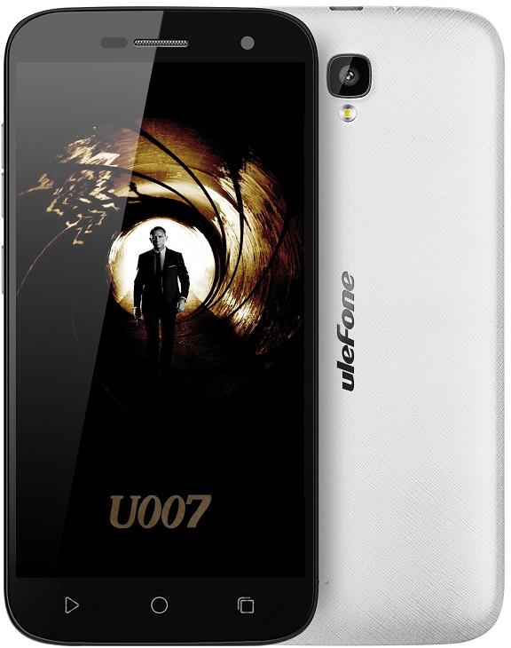 Cмартфон Ulefone U007 на данный момент оценен в $60