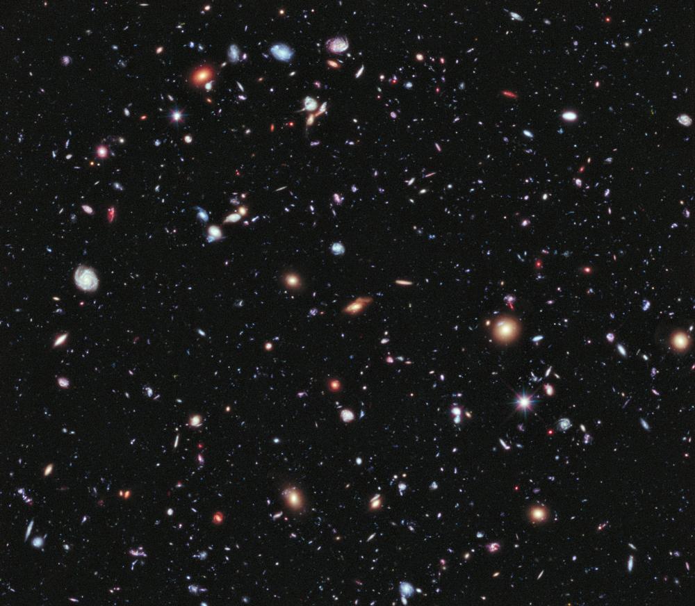Спросите Итана №54: какой самый ранний из сигналов Вселенной мы зафиксировали? - 2