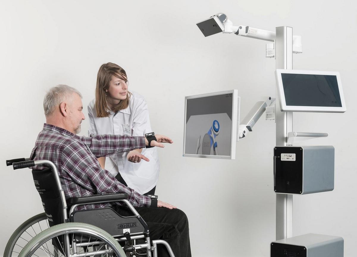 Технологии виртуальной реальности в медицине - 8