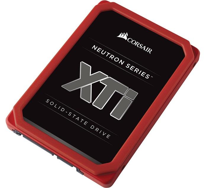 SSD Corsair Neutron Xti построены на знакомой элементной базе