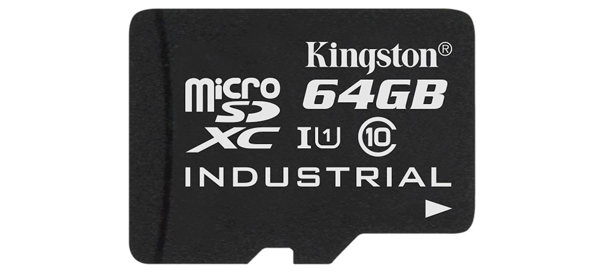 Что снег, что зной – все нипочем. Обзор карты памяти Kingston Industrial Temperature microSD UHS-I - 4