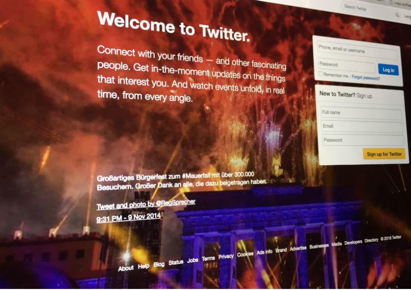 Хакер продает базу данных с 32 миллионами учетных записей Twitter - 1