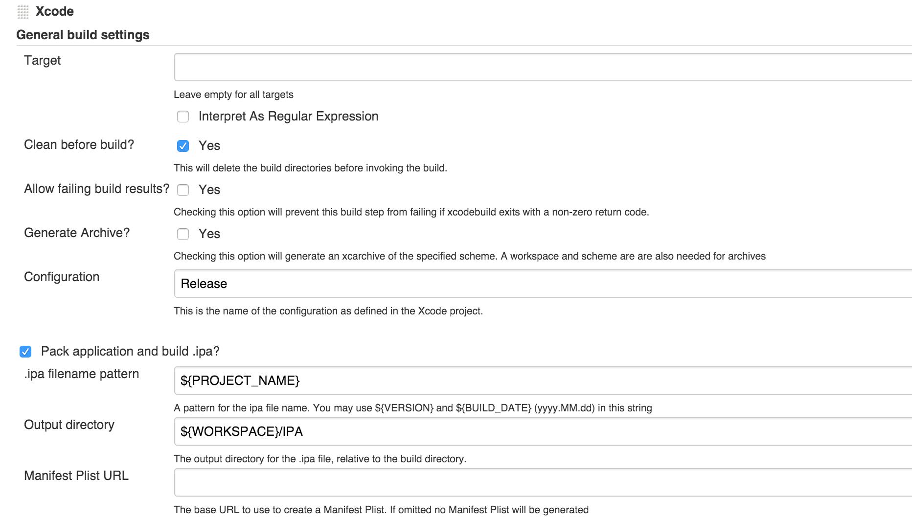 Как за день поднять CI для iOS-разработчиков. Часть 2 - 11