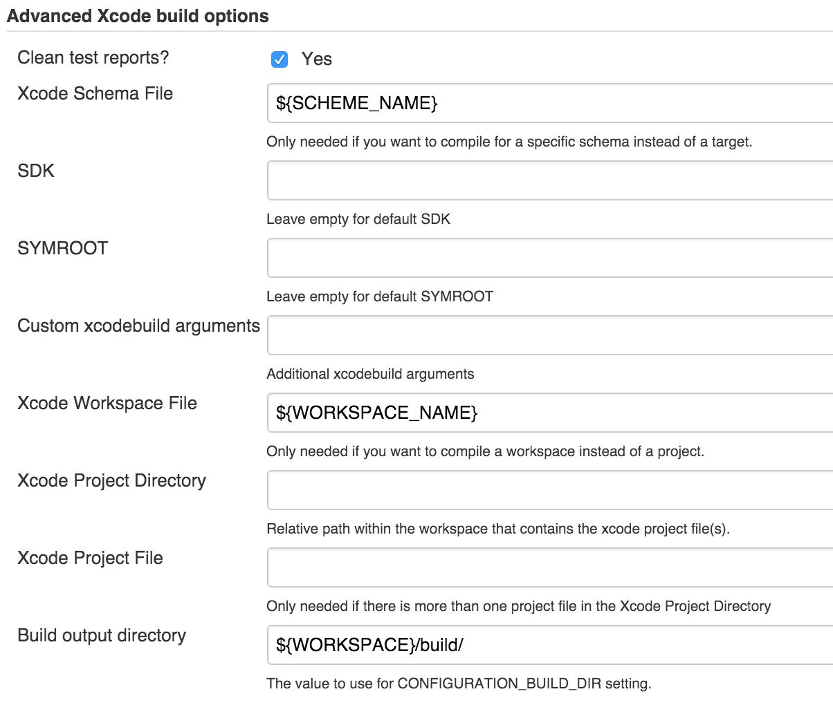 Как за день поднять CI для iOS-разработчиков. Часть 2 - 12