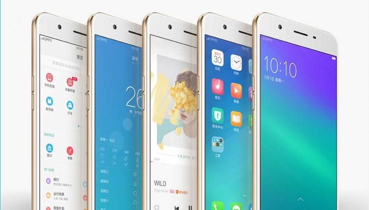 Смартфон Oppo A59 получил 3 ГБ ОЗУ