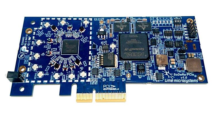 LimeSDR — SDR приёмопередатчик за 249$ - 4