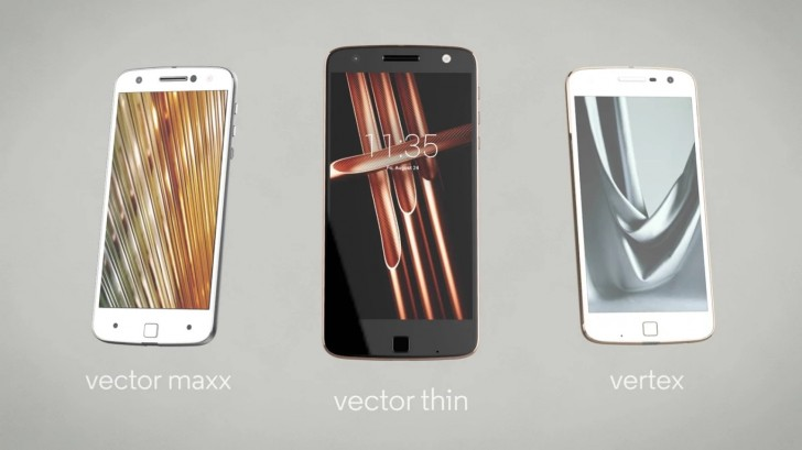 Смартфоны Moto Z получат модуль, защищающий от воды