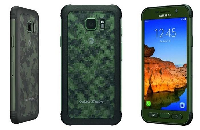 Смартфон Samsung Galaxy S7 Active поступил в продажу по цене $795 - 1